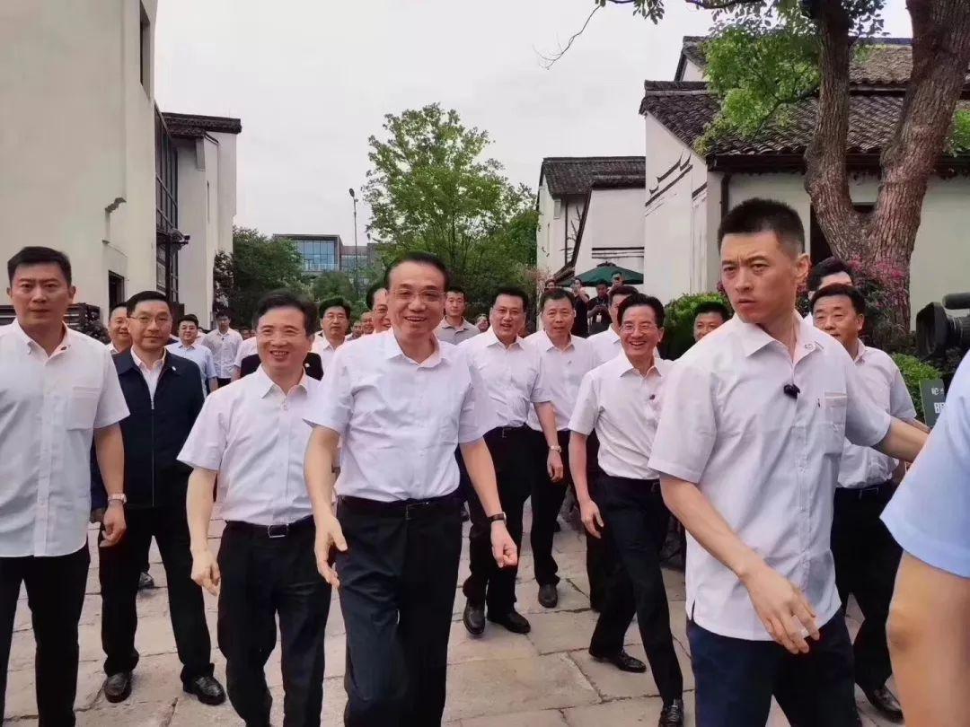 杭州双创周 | 我和总理零距离